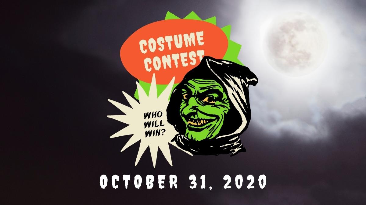 Costume Contest October 31 2020
