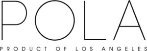 The POLA logo, the creators of Agua De Flor and La Familia